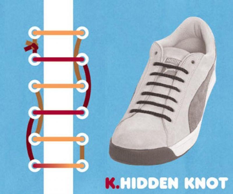 Cách buộc dây giày Ultraboost nhanh đẹp