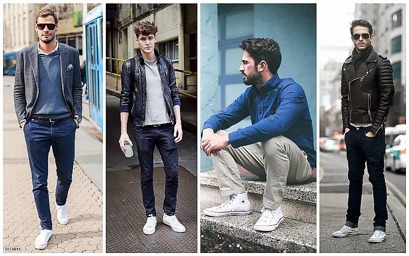 Giày converse phối đồ nam: 6 CÁCH MẶC ĐẸP GIÚP CHÀNG TỰ TIN ĐI MUÔN NƠI