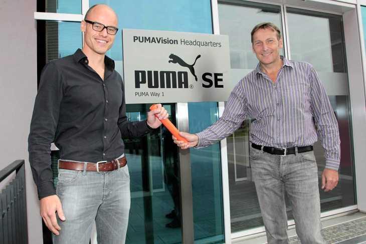 PUMA SE đã bổ nhiệm Bjørn Gulden lên làm giám đốc điều hành mới của công ty