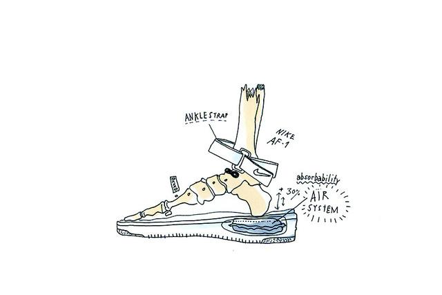 Top 4 mẫu sneakers tuyệt đẹp từ thời