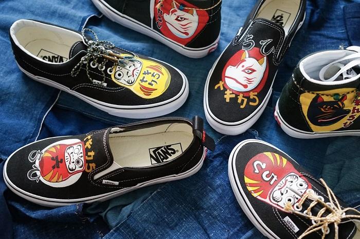 Giày Vans Custom - Giới trẻ thích mê