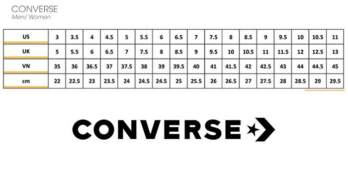Giày thể thao Converse 1970s Chuck Taylor 2 Cổ thấp Rep 1:1 - 8