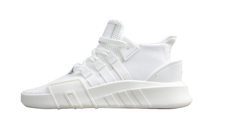 Aliado convergencia Disfraces  Giày thể thao Adidas EQT Basketball ADV All White Nam Nữ đế cao SF
