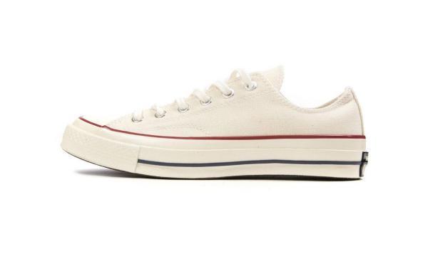 Giày thể thao Converse 1970s Chuck Taylor 2 Cổ thấp  Kem Rep 1:1