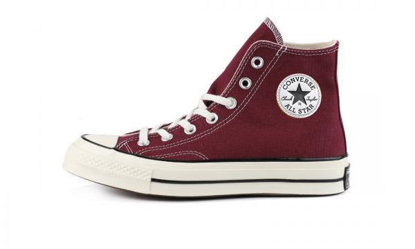 Giày thể thao Converse 1970s Chuck Taylor 2 Cổ cao đỏ đô Rep 1:1