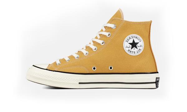 Giày thể thao Converse 1970s Chuck Taylor 2 Cổ cao  Vàng Rep 1:1