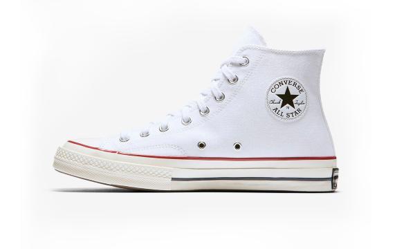 Giày thể thao Converse 1970s Chuck Taylor 2 Cổ cao Trắng Rep 1:1