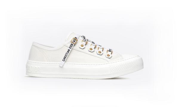 Giày đế bệt Dior Walk N Low Nữ