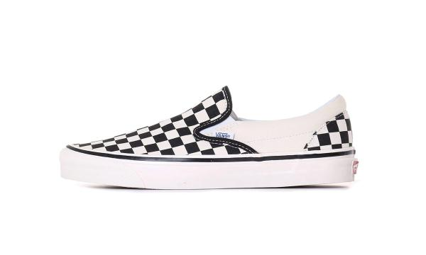 Giầy Vans Slip On Caro Rep1:1