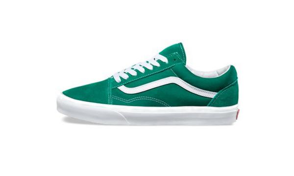 Giầy thể thao Vans Off The Wall Green Rep1:1