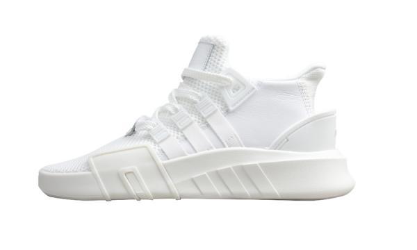 Giày thể thao Adidas EQT Basketball ADV All White Nam Nữ đế cao