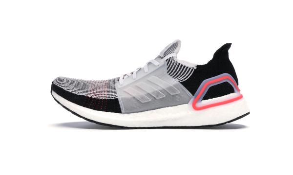 Giầy thể thao Adidas Ultra Boost 2019 Cloud White Active Red REPLICA