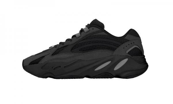 Giày thể thao Adidas Yeezy 700 Black REPLICA