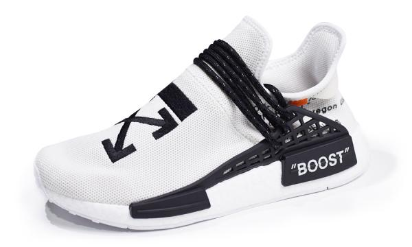 Giày thể thao Adidas Human Race Off White Rep