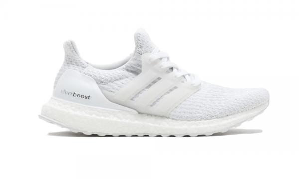 Giầy thể thao Adidas Ultra Boost 3.0 Full White SF
