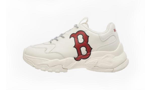 Giày thể thao MLB BIG BALL CHUNKY P MICKEY MOUSE BOSTON REP1:1