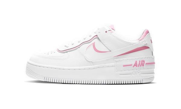 "Giầy thể thao Nike Air Force 1  Low ""White/Magic Flamingo"" Nữ"