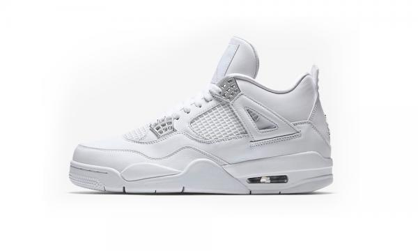 Giầy thể thao Nike Air Jordan 4  Retro Pure Money
