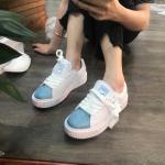 Giày thể thao PUMA Suede Platform Nhũ Xanh Nữ - image 4