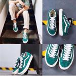 Giầy thể thao Vans Off The Wall Green Rep1:1 - image 1