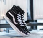 Giầy Vans cổ cao Sk8-High Rep1:1 - image 1