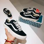 Giầy thể thao Vans Off The Wall Vault Black Rep1:1 - image 1