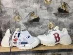 Giày thể thao MLB BIG BALL CHUNKY P MICKEY MOUSE BOSTON REP1:1 - image 3