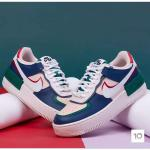 Giầy thể thao Nike Air Force 1  Low Shadow Double Hook Nam Nữ - image 1