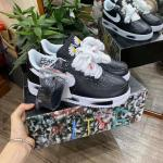 """Giầy thể thao Nike Air Force 1 x PEACEMINUSONE """"Para-noise"""" nam nữ - image 4"""