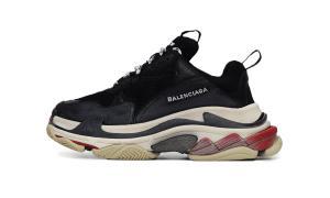 Giày thể thao Balenciaga Triple S Black