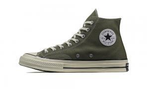 Giày thể thao Converse 1970s Chuck Taylor 2 Cổ cao Green Rep 1:1 - image 0