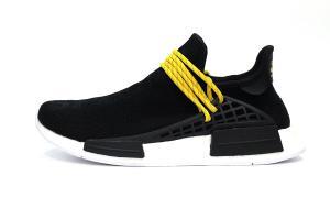 Giày thể thao Adidas Human Race Black Rep - image 0