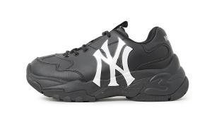 Giày MLB Yankees Big Ball Black REP